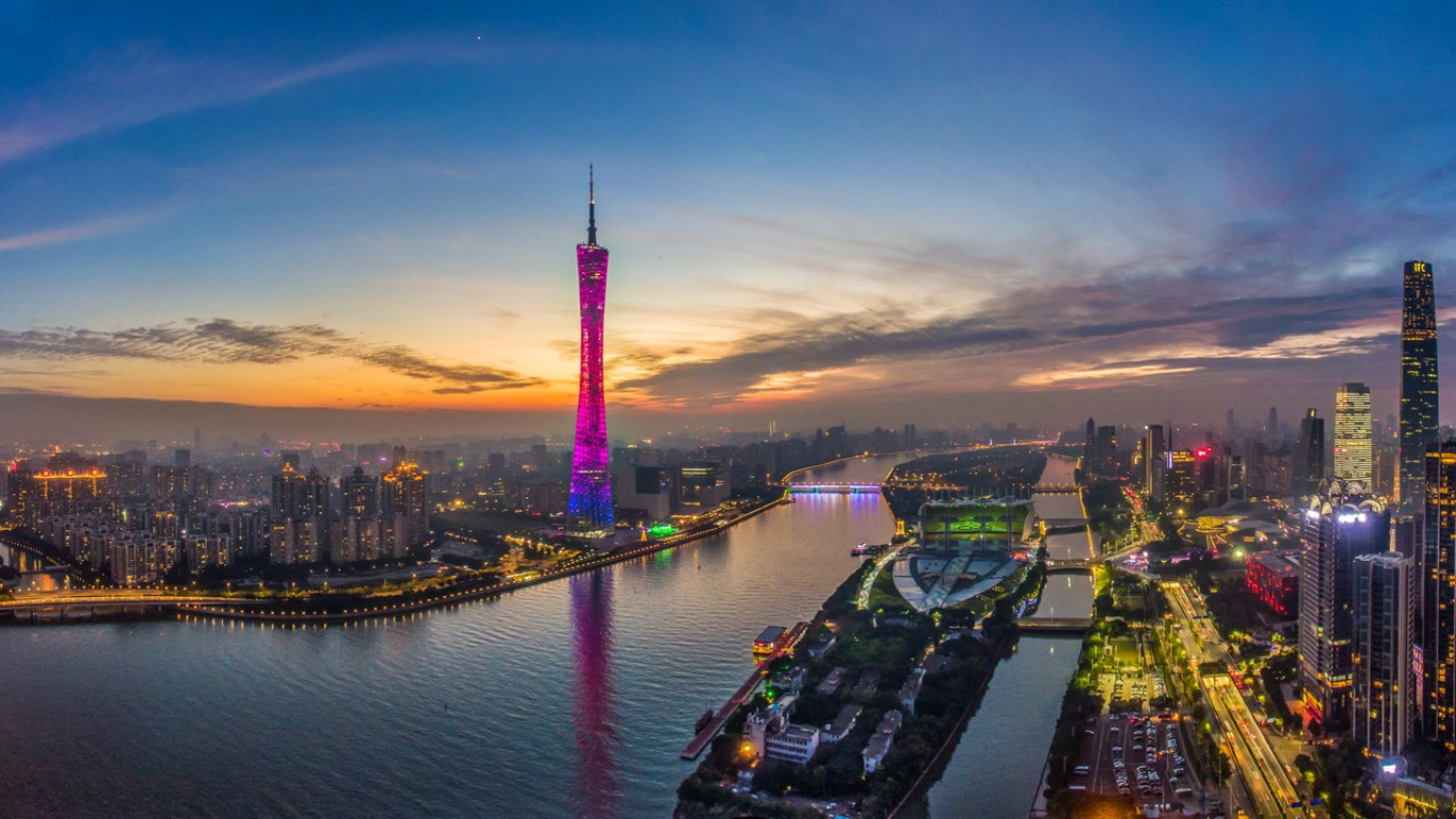 Cultural and Dynamic Guangzhou Two-day Tour
