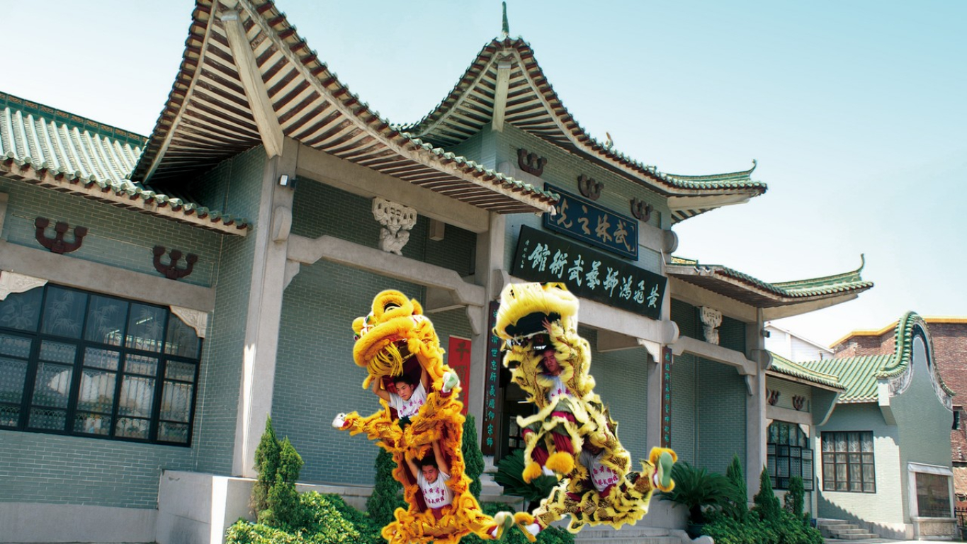 Folk Arts in Foshan Two-day Tour