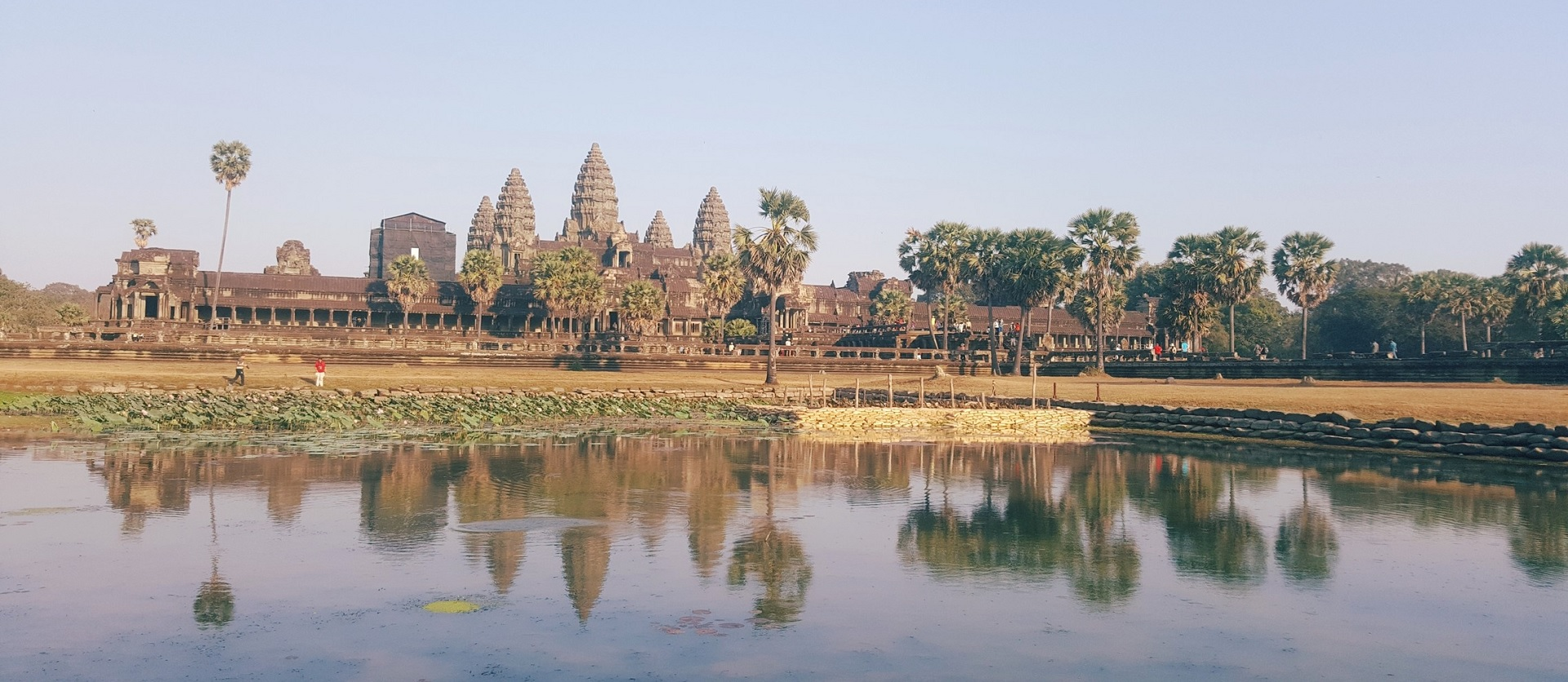 Cambodia Siem Reap (ancient capital) Khmer Kingdom Angkor Wat Cultural Heritage 4-day In-depth Tour